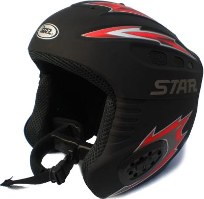 Шлем STAR Sports S1-10 (black)
