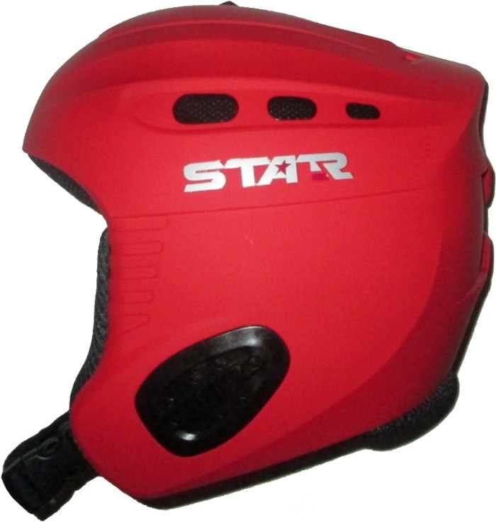 Шлем STAR Sports S1-10 (red)