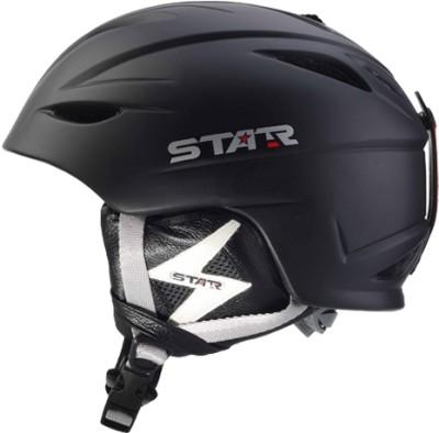 Шлем STAR Sports S3-12 (matte black)