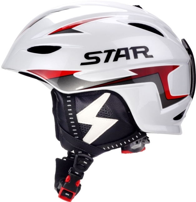 Шлем STAR Sports S3-12 (white)