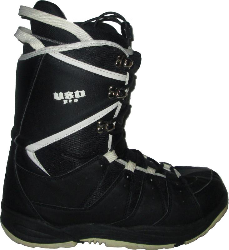 Ботинки сноубордические USD Gun (б/у)