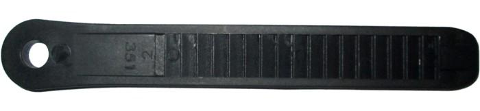 Ремешок HELENTEX для стрепа с/б креплений 120 x 15 (под замок)