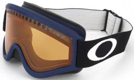 Маска L-Frame (blue/persimmon)