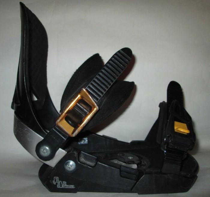 Крепления сноубордические HEAD Perfect Rental (б/у)