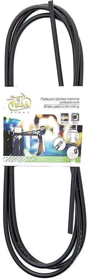 Рубашка тросика тормоза VINCA SPORT VSC 2 (black) 2 метра