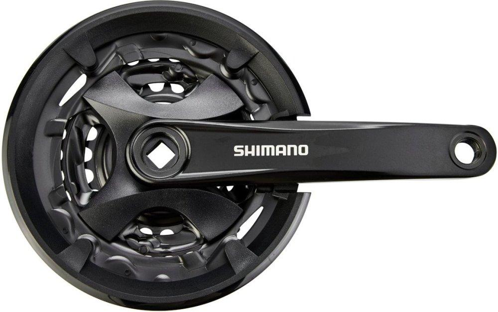 Система шатунов SHIMANO Altus FC-MT101 (170 мм)