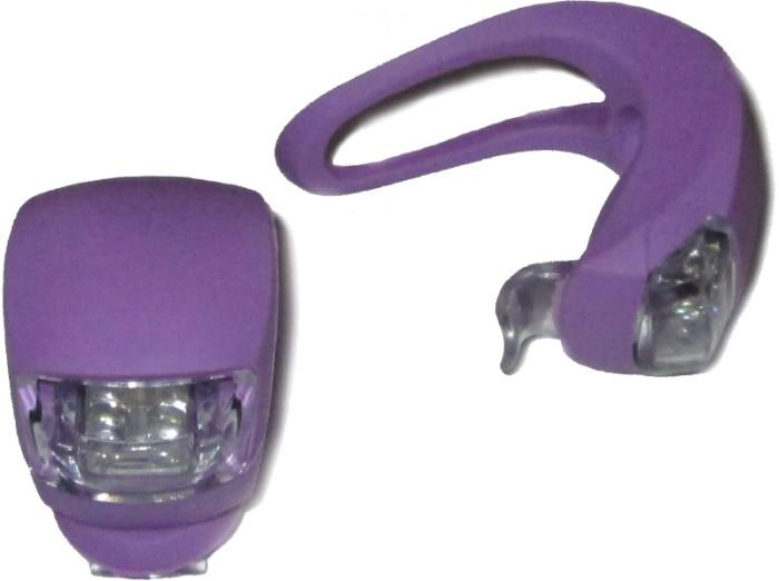 Комплект фонарей VINCA SPORT VL 267-2B (violet)