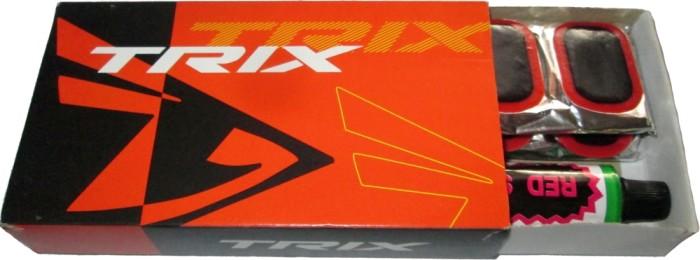 Велоаптечка TRIX RS4802 (48 заплаток + клей 20 мл)