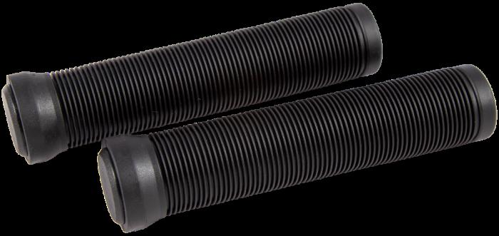 Грипсы VLX G07 с заглушками (black)