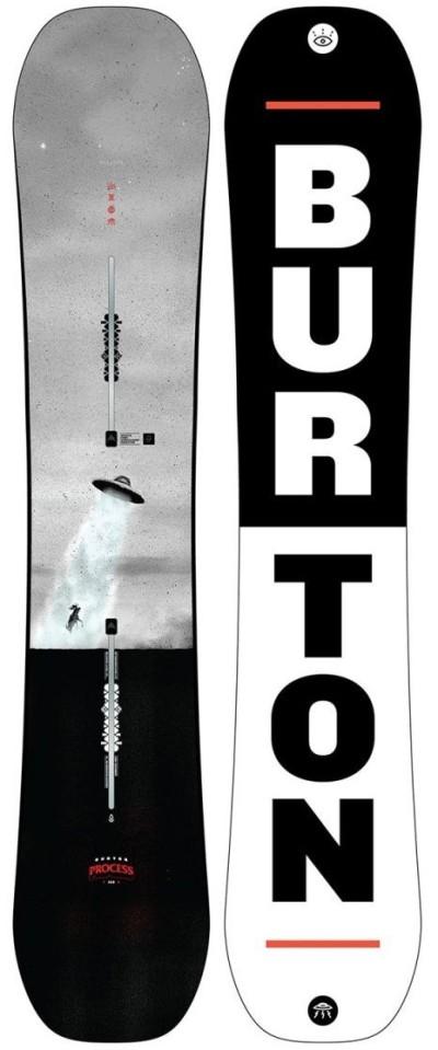 Сноуборд BURTON Process Flying V (2020)