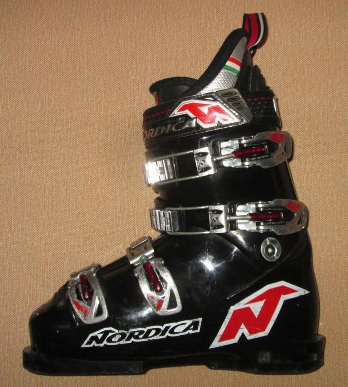 Ботинки горнолыжные NORDICA Dobermann Team 80 (б/у)