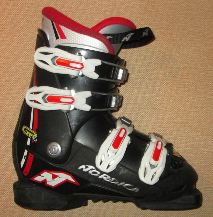 Ботинки горнолыжные NORDICA GP TJ (б/у)