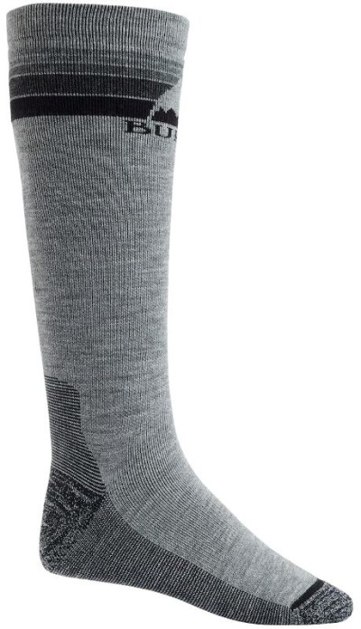 Носки BURTON M Emblem MDWT SK (gray heather)