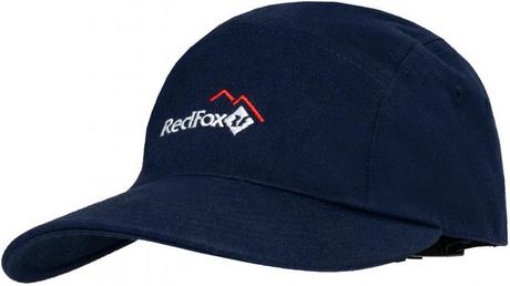 Бейсболка RED FOX Cap RF 5-panel (blue)